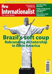 Issue 506 - Brazil's soft coup