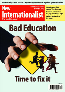 Issue 505 - Bad Education