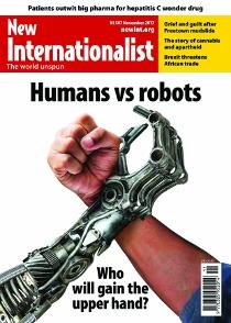 Issue 507 - Humans vs robots
