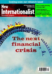 Issue 514 - The next financial crisis