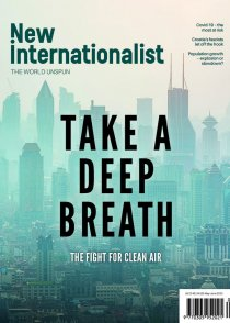 Issue 525 - Take a deep breath: the fight for clean air