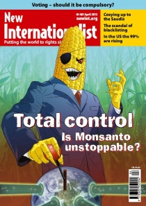 Total control - is Monsanto unstoppable?