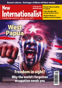 Issue 502 - West Papua: Freedom in sight?