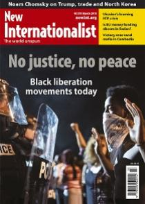 Issue 510 - No justice, no peace