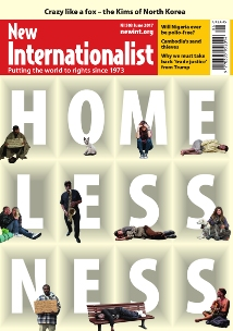 Issue 503 - Homelessness