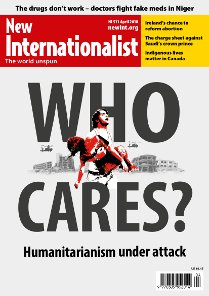 Issue 511 - Who cares?