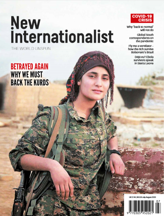 Issue 526 - The Kurds: Betrayed again